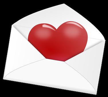 Cartas de amor hermosas