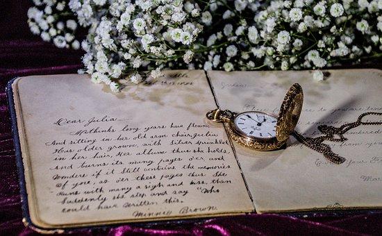 Cartas de amor y despedida